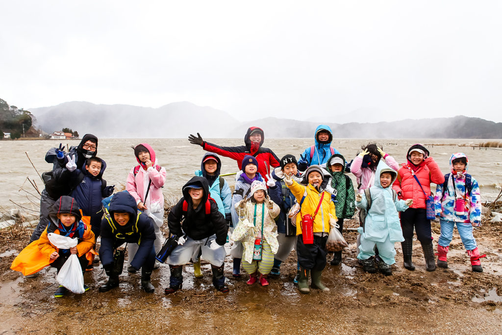 2017冬キャンプ集合写真