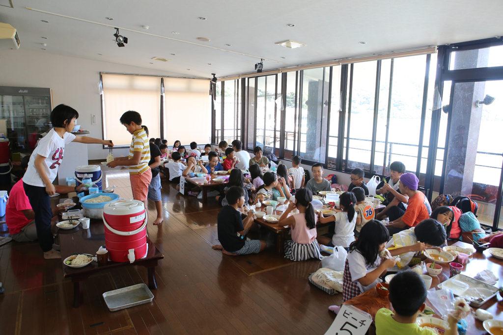 2018夏キャンプ【B6組】