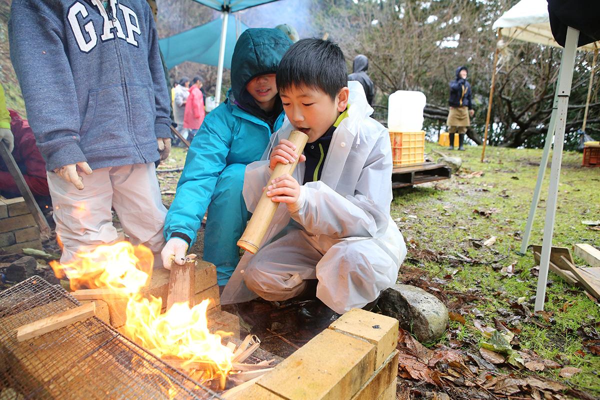 2018冬の若狭路まるごとキャンプ【A1組】