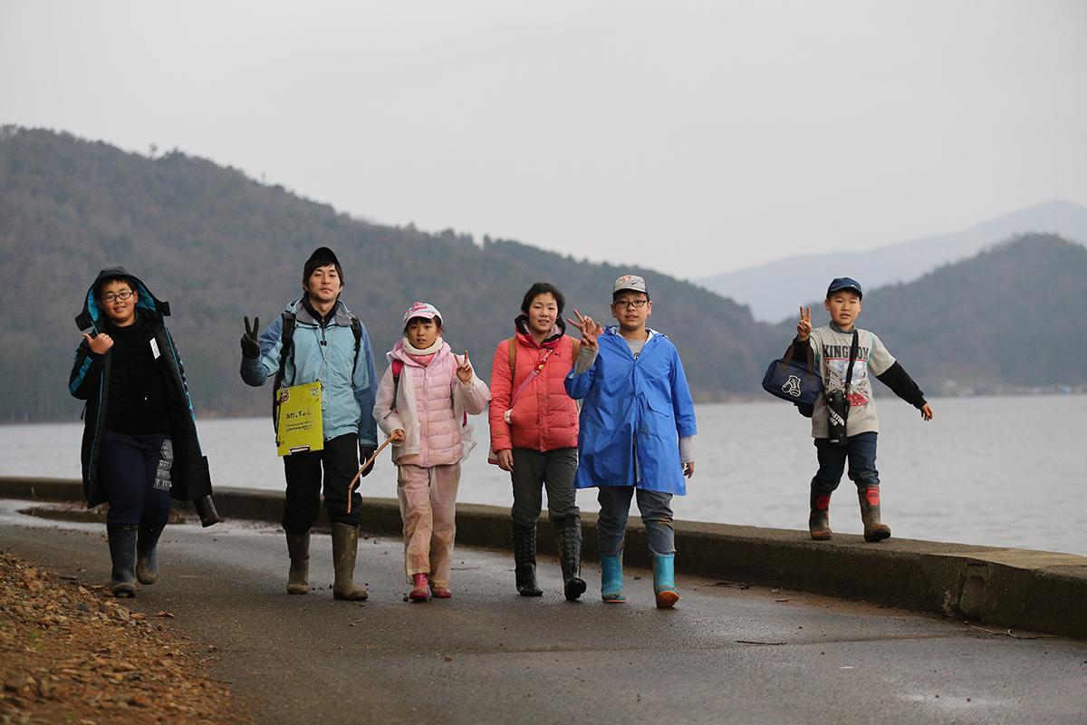 2018冬の若狭路まるごとキャンプ【A2組】