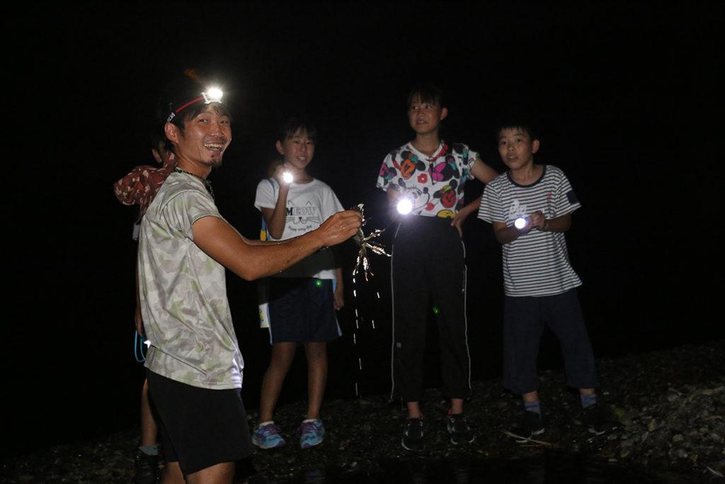若狭路まるごとキャンプ サバイバルコース